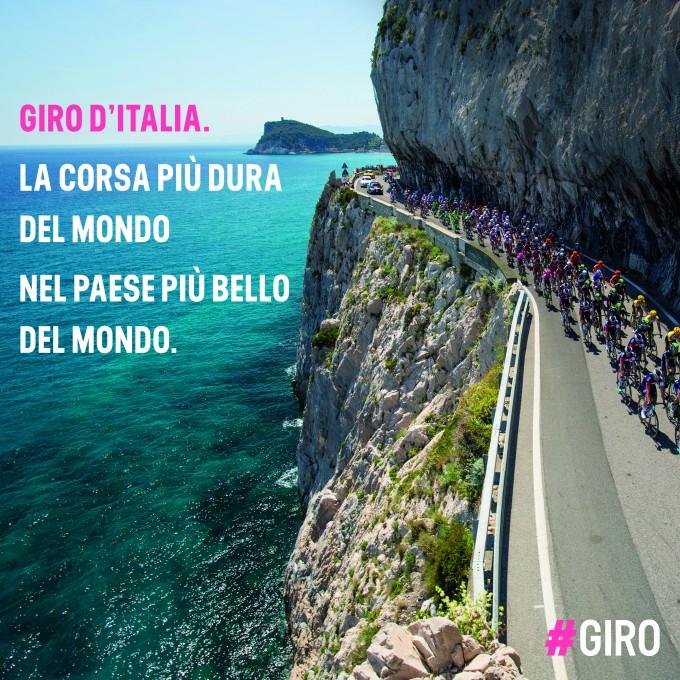 Giro d'Italia: RCS e Igersitalia insieme per documentare l'evento