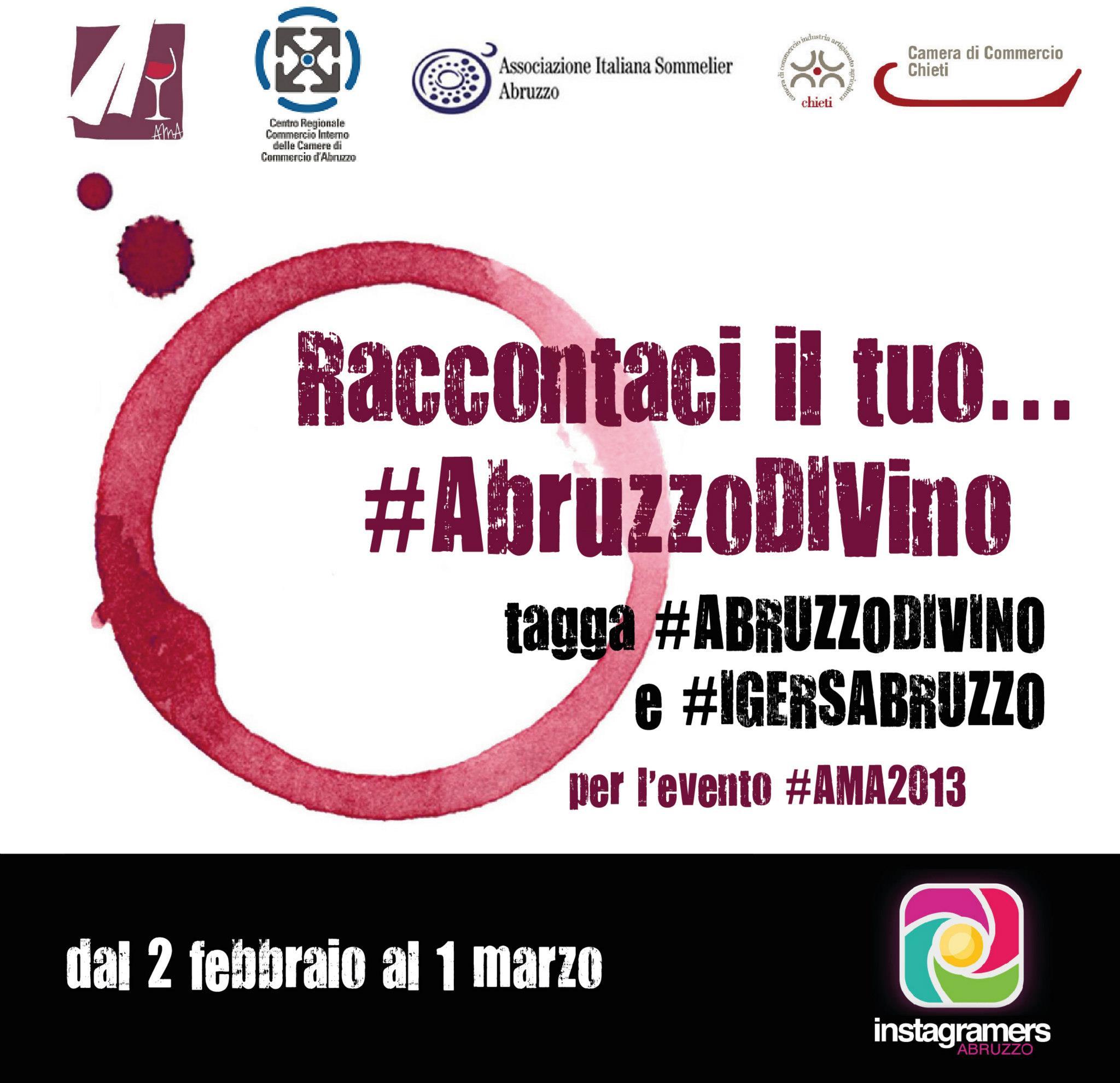 Abruzzo Di Vino con IgersAbruzzo