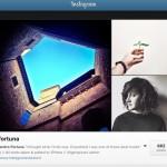 Aggiornamento Instagram mille follower desktop