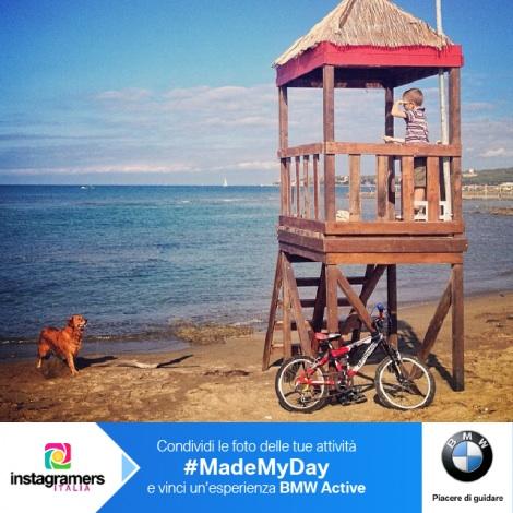 Made My Day: cosa rende unica la vostra giornata?