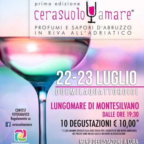 #CerasuoloAmare: il challenge di Instagramers Abruzzo