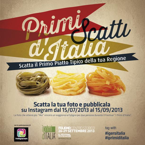 #iprimiditalia, primi scatti d'Italia