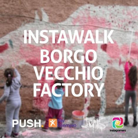 Instawalk dedicato alla street art con IgersPalermo