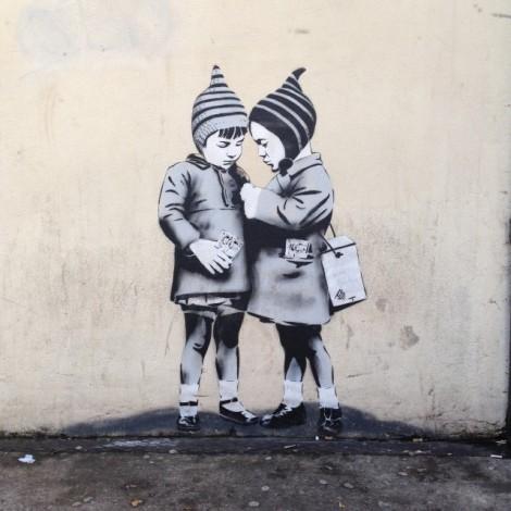 Instagram: itinerario nella Bristol della street art