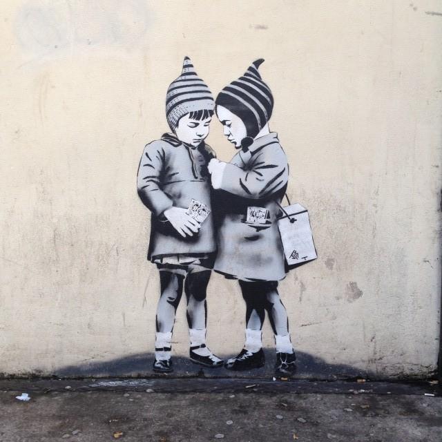 Bristol Instagram e la Street Art