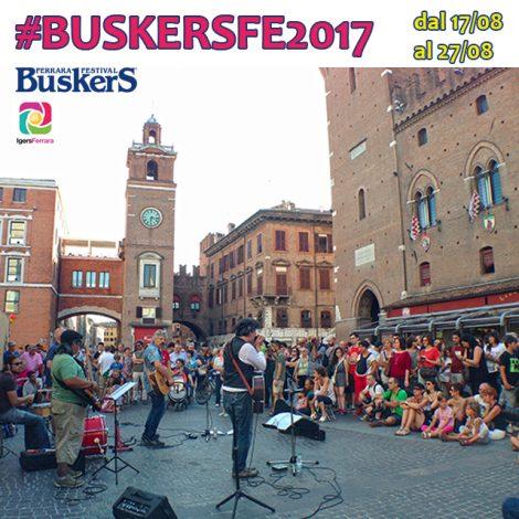 Trentanni di Ferrara Buskers Festival
