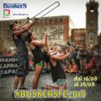I Buskers invadono il centro di Ferrara