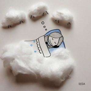 Cotton Sogni d'oro @d_esda