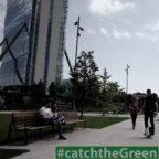 catchtheGreen – Raccontaci il Green