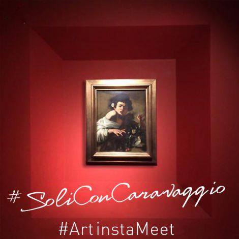 """""""Da soli col Caravaggio"""" grazie a IgersMarche"""