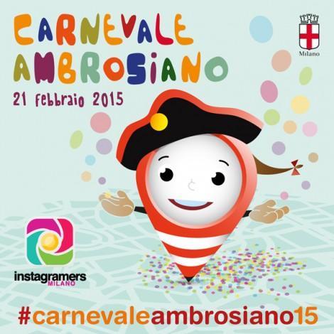 Igersmilano partner del Carnevale Ambrosiano