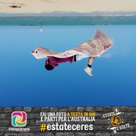 #estateceres con gli Instagramers