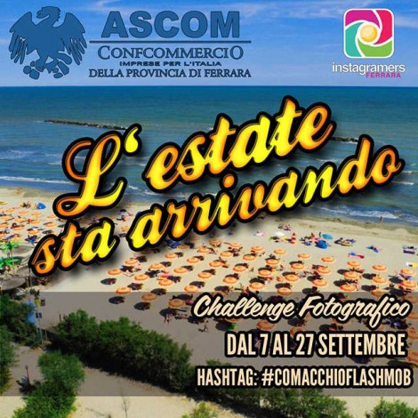 Challenge Instagram ASCOM Igers Ferrara