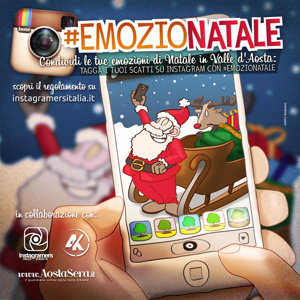 Instagramers Valle d'Aosta premia il challenge #emozionatale