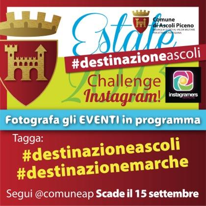 L'Estate di Ascoli Piceno anche su Instagram!