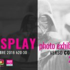 Cosplay Photo exhibition verso COMICON 2019