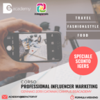 BeAcademy e Igers Sicilia lanciano il Corso in Professional Influencer Marketing