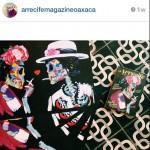 Dal profilo @bradleytheodore, il progetto dedicato a Frida Kahlo e Coco Chanel, repost di @arrecifemagazineoaxaca