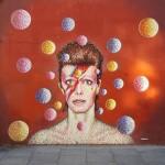David Bowie by James Cochran (@akajimmyc) a Brixton - Londra. Ph. @c_3