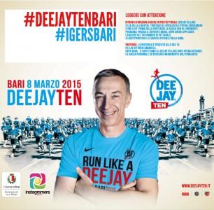 One Day Challenge di @igersbari #DeejayTenBari
