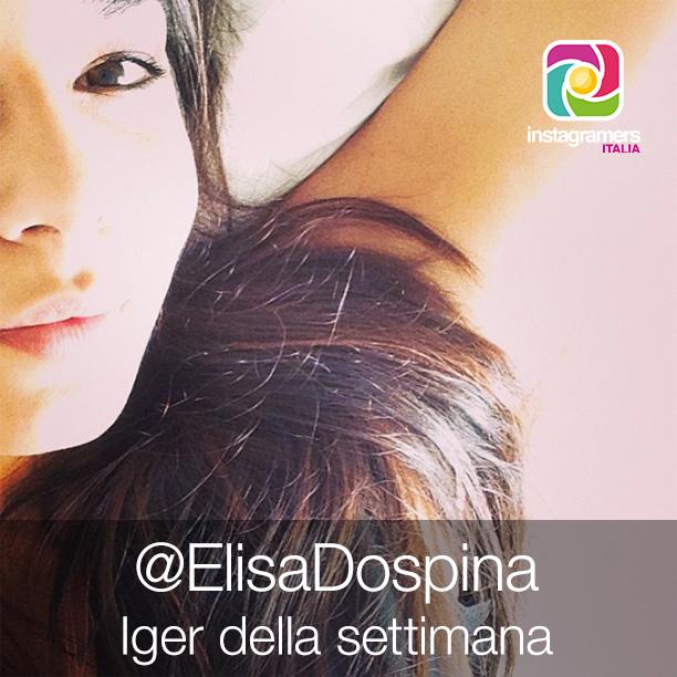 Elisa D'Ospina // Iger della settimana