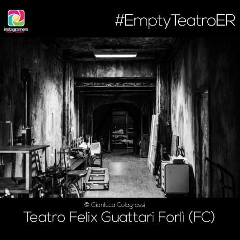 EmptyteatroER: il teatro contemporaneo Felix Guattari con Igersfc