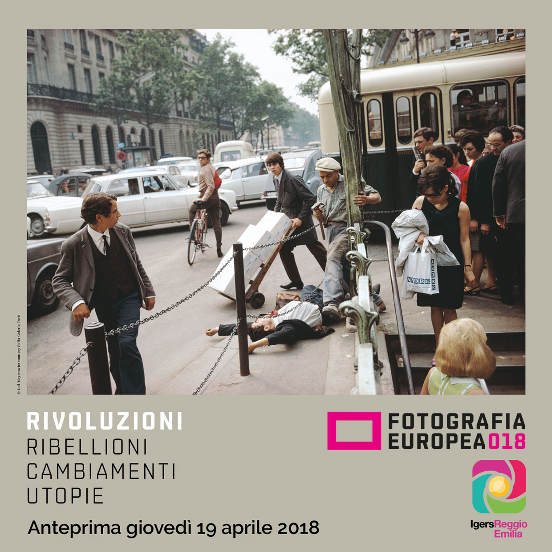 Festival Fotografia Europea 2018