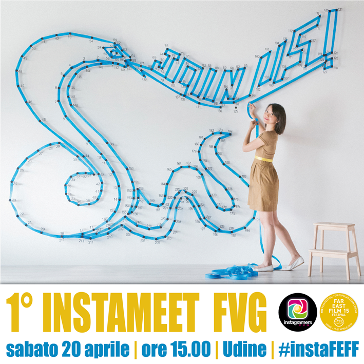 Udine incontra l'Oriente… e gli igers, nel primo Instameet FVG!