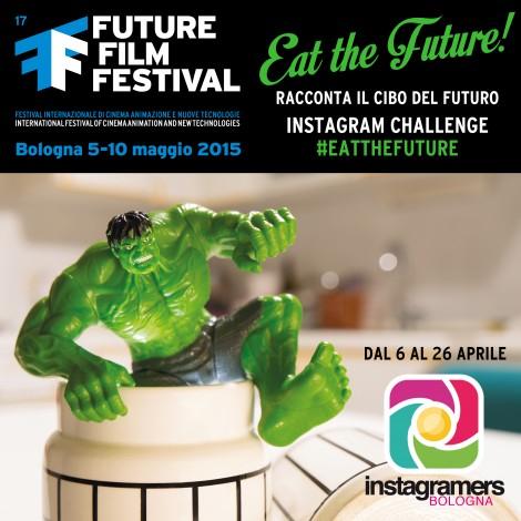 #EatTheFuture: Challenge e Mostra Fotografica di Future Film Festival e IgersBologna