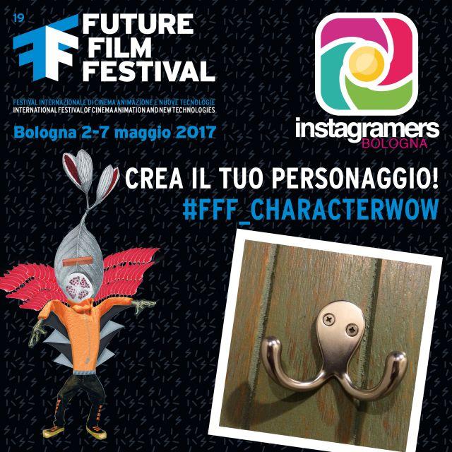 Crea e fotografa il tuo Character Wow con Future Film Festival e Igersbologna