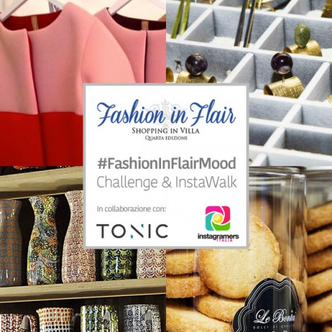 Un challenge e un instawalk con Fashion in Flair Mood