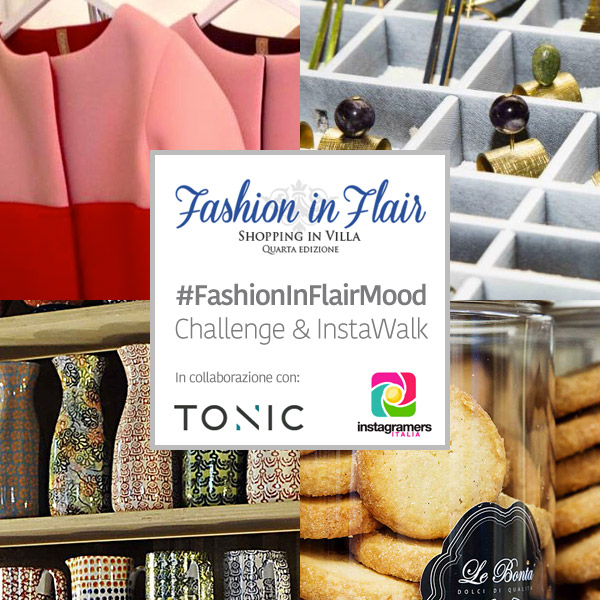 Un challenge e un instawalk con Fashion in Flair Mood
