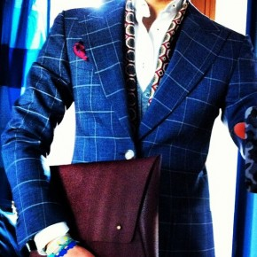 Moda e Instagram: Federico Lapo Bonini