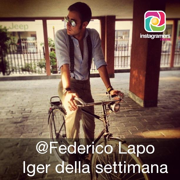 "Moda e Instagram, ne parliamo con Federico ""Lapo"" Bonini"