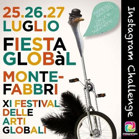 Instagram Challenge: Fiesta Globàl, il festival delle arti globali