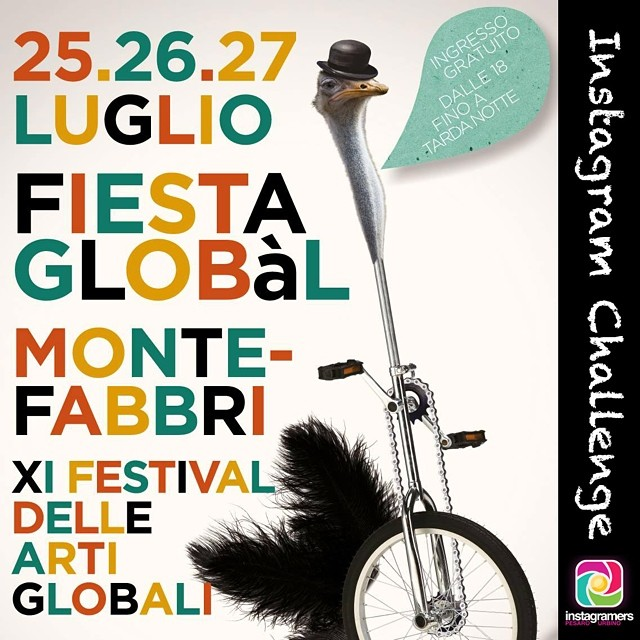Fiesta Global Instagram