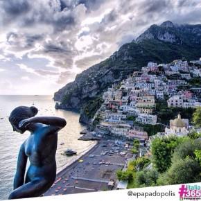 foto scelta per #italia365 – Positano – Costiera Amalfitana - @epapadopolis