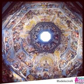 foto scelta per #italia365 – Cupola Santa Maria del Fiore - Firenze - @adelecirelli