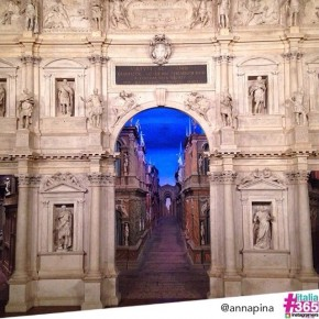 foto scelta per #italia365 – Teatro Olimpico – Vicenza - @annapina