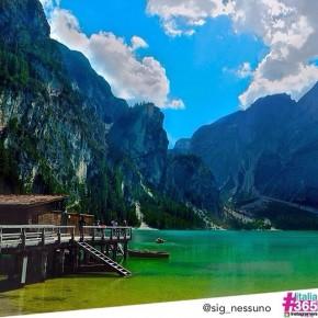foto scelta per #italia365 – Lago di Braies – Alto Adige - @sig_nessuno