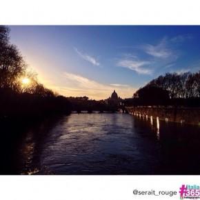 foto scelta per #italia365 – Roma - @serait_rouge