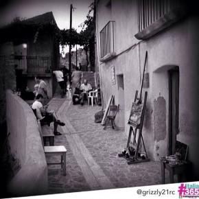 foto scelta per #italia365 - Pentedattilo - Reggio Calabria - @grizzly21rcoma - @grizzly21rc
