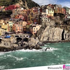 foto scelta per #italia365 – Manarola (La Spezia) – @siouxsie70