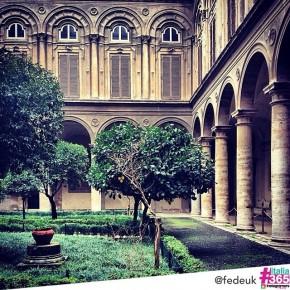foto scelta per #italia365 – Palazzo Doria Pamphilij (Roma) – @fedeuk