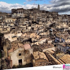 foto scelta per #italia365 - Matera - Sassi - Basilicata - @lamurt