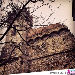 foto scelta per #italia365 - torre del castello di catanzaro - Cosenza - @marco_2016