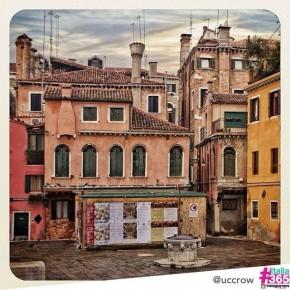foto scelta per #italia365 - venezia - @uccrow