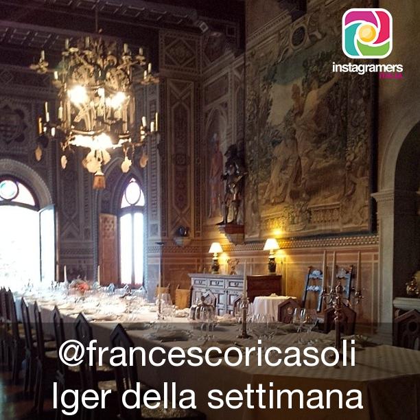 Francesco Ricasoli Iger della Settimana