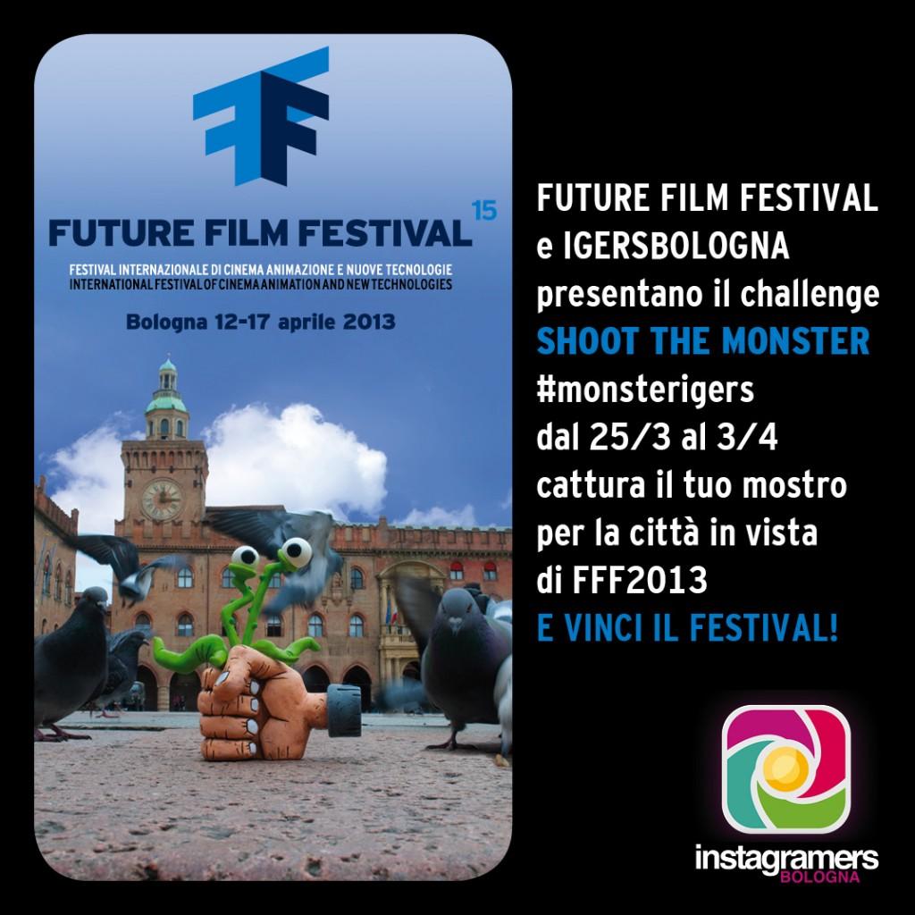 Future Film Festival Instagram IgersBologna