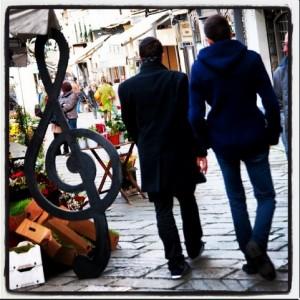Gente di Sanremo. Foto di Silvio Massolo per Igers Liguria